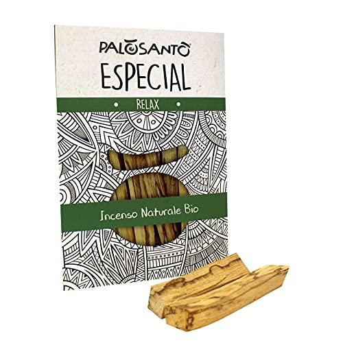 Palo Santo Incienso Natural: PALOSANTO Madera