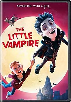 LITTLE VAMPIRE  2017  DVD