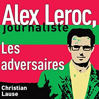 Les adversaires [The Adversaries] audiobook cover art