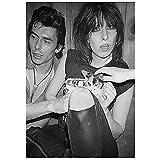 Wanddekor Robert Downey Jr. & Sarah Jessica Parker