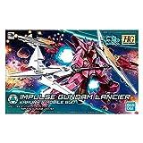 Bandai Netaddiction Model Kit Gunpla - Gundam HGBD Gundam Impulse Lancier 1/144 - GunplaGunpla Model Kit