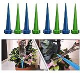 Irrigatore vaso - sistema d' irrigazione per le piante - Woopower Automatico - Plant Waterer - cono da giardino - annaffiatoio - pianta - fiore - Waterer - irrigazione - confezione da 8 pezzi