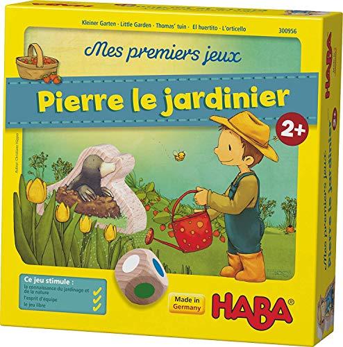 HABA - Mes premiers jeux – Pierre le jardinier, 300956