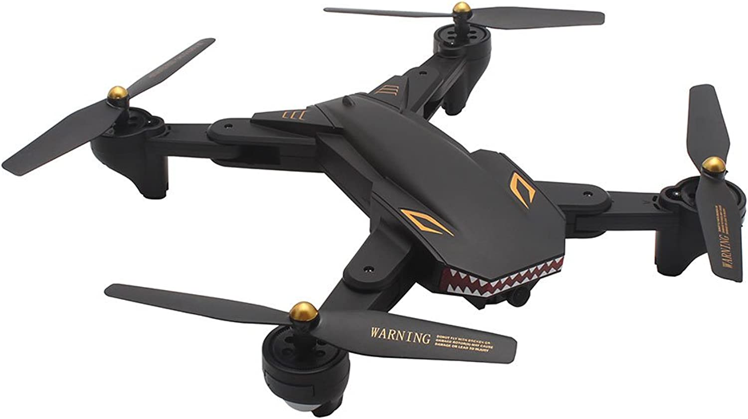 Springdoit WiFi wideangle 2 million pixel version of the fouraxis aircraft drone, 360degree rolling aerial video professional aerial photography  shark head