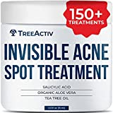 TreeActiv Invisible Acne Spot Treatment | Salicylic Acid & Tea Tree...