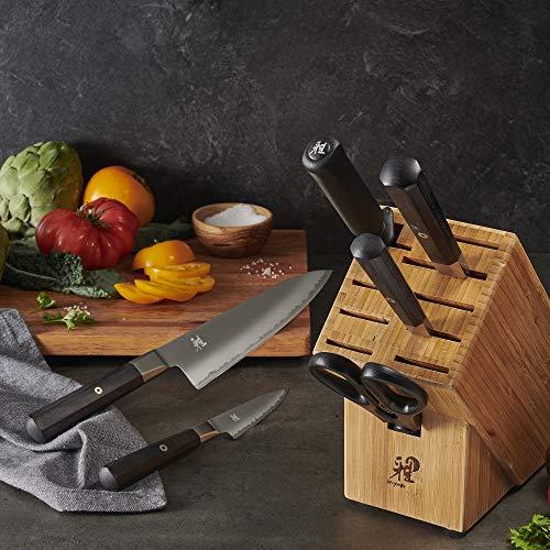 Miyabi Koh 7-pc Knife Block Set