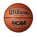 Wilson NCAA MVP Rubber Basketball, Intermediate - 28.5'