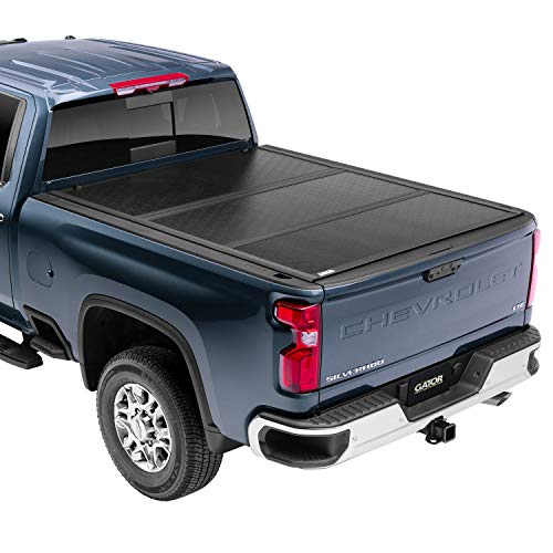 """Gator EFX Hard Tri-Fold Truck Bed Tonneau Cover   GC24021   fits 2017-2020 Ford F-250/F-350 SuperDuty 6' 9"""" Bed   MADE IN THE USA"""