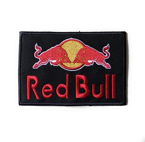 Red Bull Energy Drink - Parche para planchar o coser