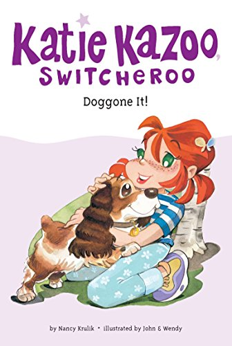 Doggone It!: 08 (Katie Kazoo, Switcheroo)