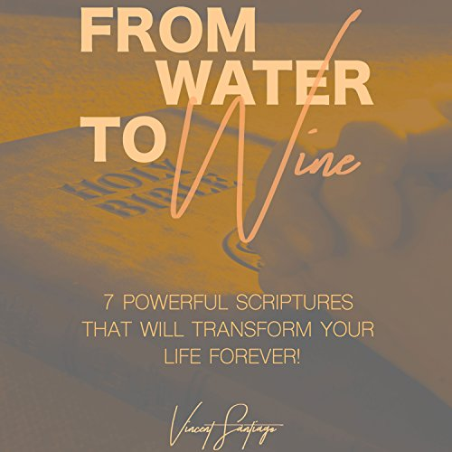 From Water to Wine cover art