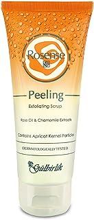 Rosense Peeling 去角质磨砂膏,带玫瑰油和洋?#31034;?#25552;取物