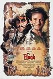 Hook – Film Poster Plakat Drucken Bild – 43.2 x 60.7cm