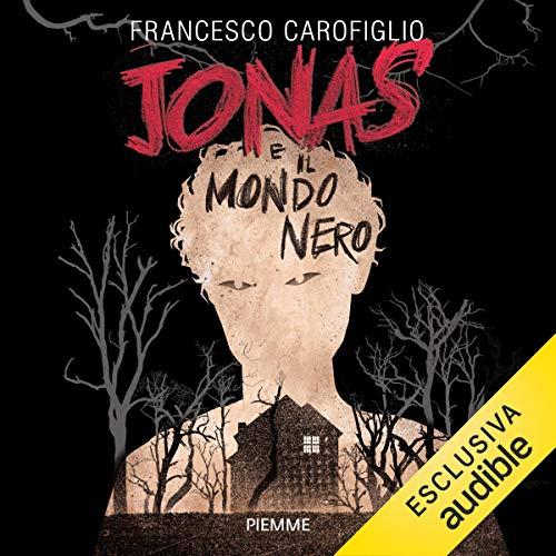 Jonas e il mondo nero copertina