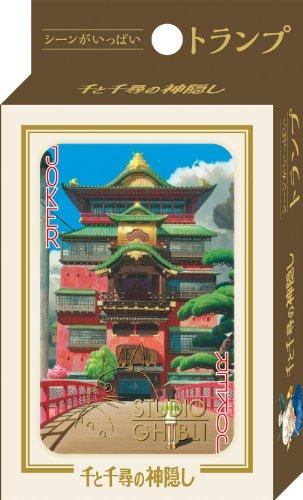Studio Ghibli ENSKY 54 Karten Ghibli Die Reise von Chihiro (ENSKY-18198)
