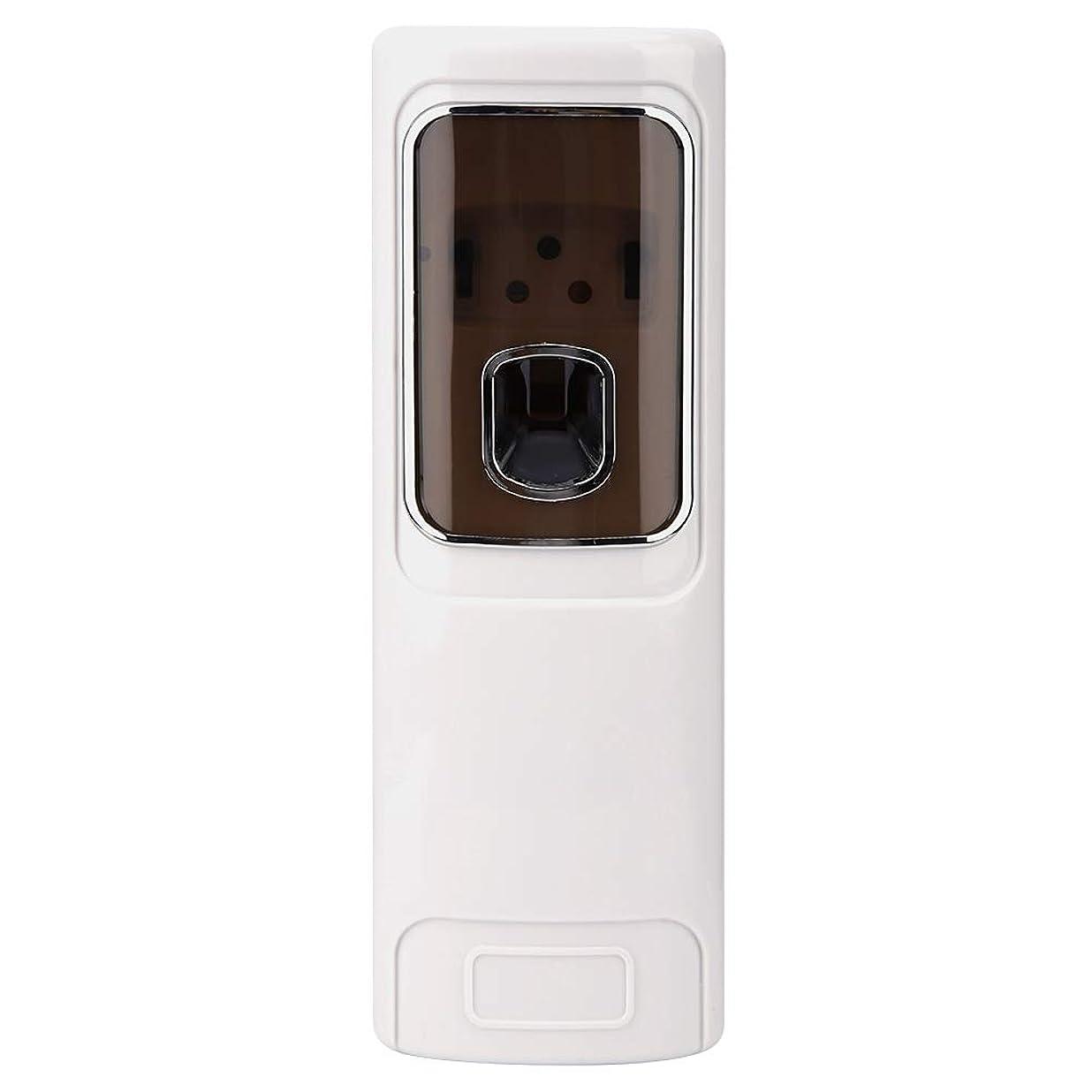 応答タイマー選択する自動芳香剤ディスペンサー、300ML壁掛けエッセンシャルオイルエアゾールフレグランススプレーマシン、トイレバスルームホテルゲストルームリビングルーム香りのオイル気化器加湿器