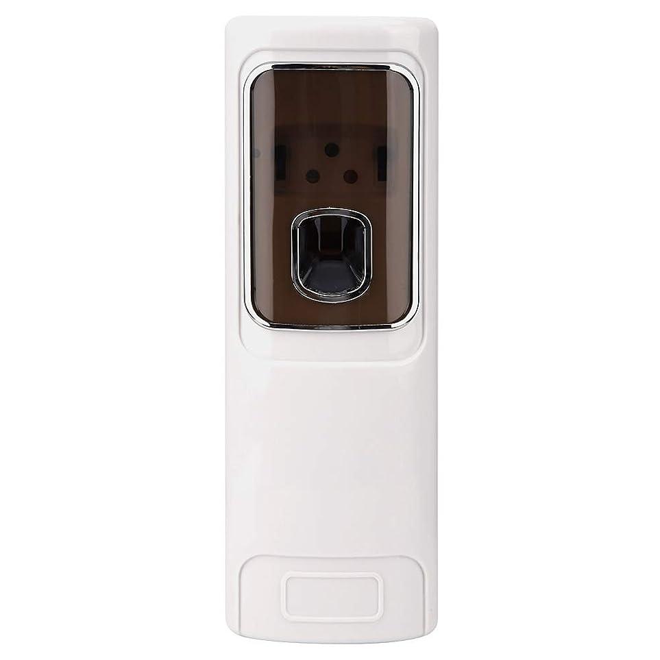 自動芳香剤ディスペンサー、300ML壁掛けエッセンシャルオイルエアゾールフレグランススプレーマシン、トイレバスルームホテルゲストルームリビングルーム香りのオイル気化器加湿器