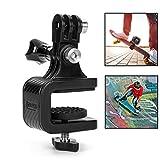 Supporto per Fotocamera Rotante per Skateboard, per GoPro Xiaoyi e Altre videocamere per F...