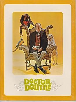 Doctor Doolittle 1967 original movie program - NOT A DVD