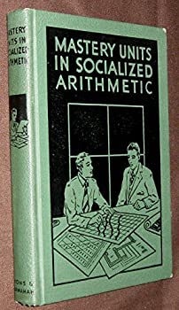 Unknown Binding Mastery units in socialized arithmetic, Book