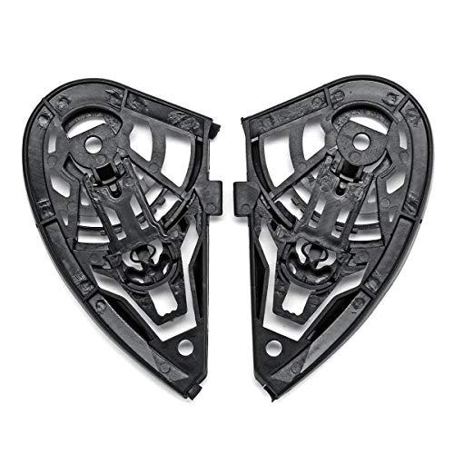 Juego de placa base para visera de casco de motocicleta para AGV K1 K3SV K5 / K3 K4