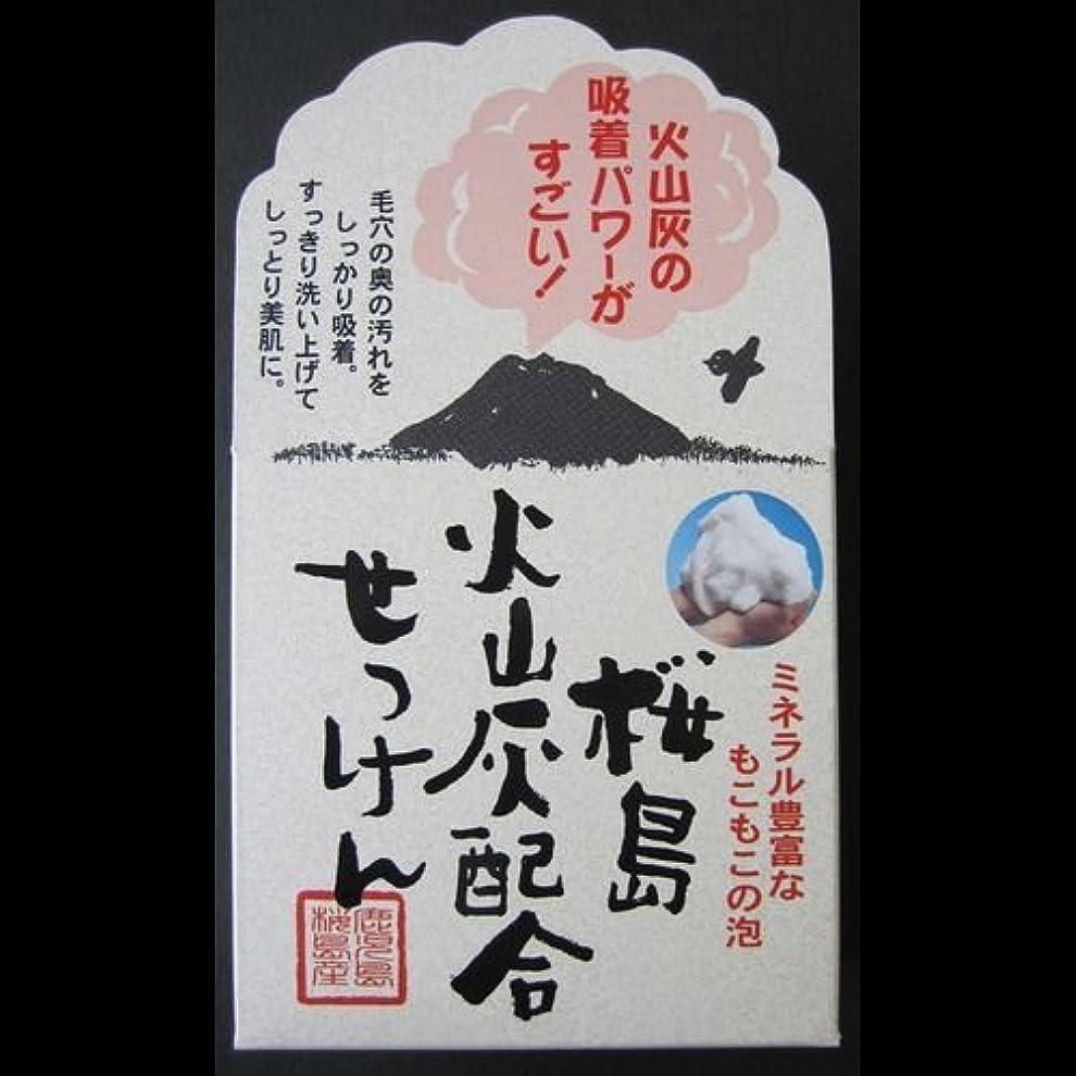 かみそり大騒ぎ実際【まとめ買い】ユゼ 桜島火山灰配合せっけん ×2セット