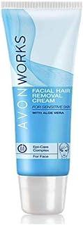 Avon Skin So Soft Fresh & Smooth Facial Hair Cream