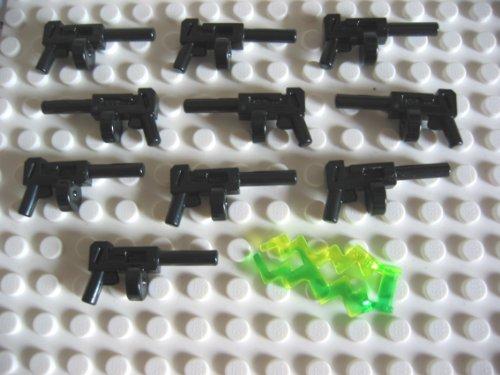 LEGO Star Wars - 10 Automatikpistolen und grüner Lichtstrahl