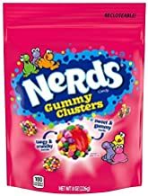 Nerds Gummy Clusters Chewy Candy, 8 Ounce Bag