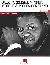 Oscar Peterson - Jazz Exercises, Minuets, Etudes & Pieces for Piano