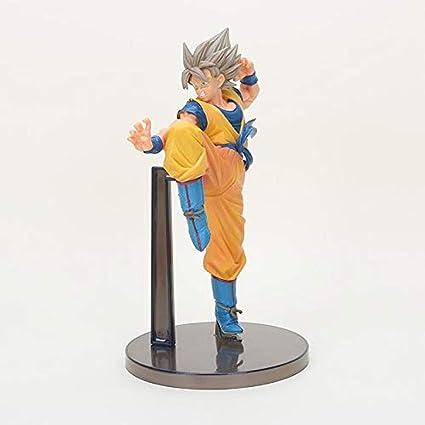 LWH-MOU 17-23 cm DBZ Dragon Ball Super FES Lucha Goku y SSGSS ...