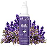 Premium Pillow Spray Made with Therapeutic Essential Oils - Deep Sleep Pillow Spray Mist with Lavender and Chamomile - Natural Sleep Aid - Sleep Spray for Pillows - 3.3oz Travel Size