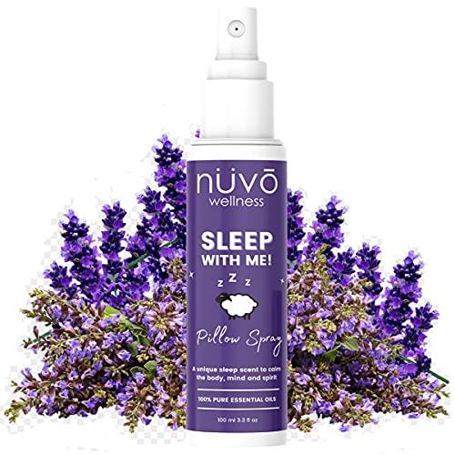 Premium Pillow Sprays with Essential Oils - Sleep Sprays… (Sleep)