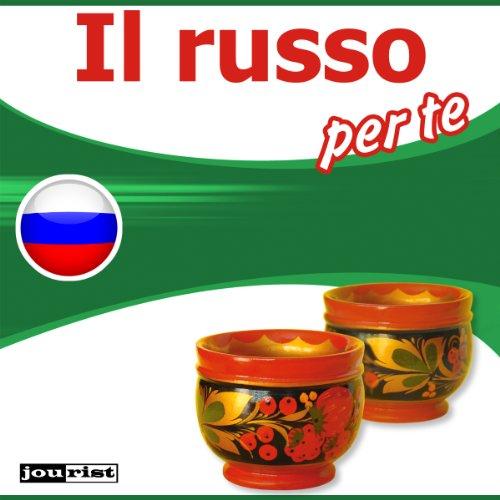 Il russo per te audiobook cover art