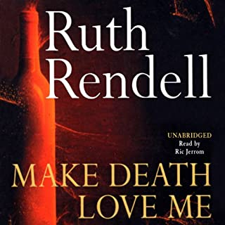Make Death Love Me audiobook cover art
