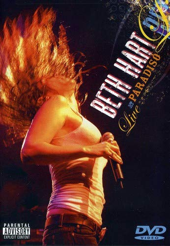 Hart,Beth: Live At Paradiso / (Dol Dig) [DVD] [Region 1] [NTSC] [US Import]