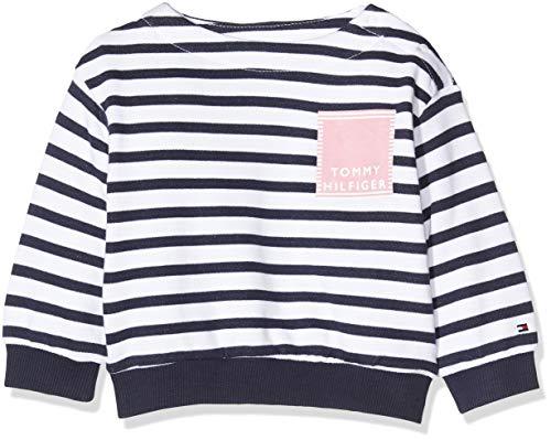 Tommy Hilfiger Bluza dziewczęca Nautical Stripe