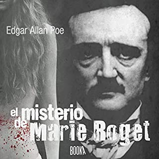El Misterio de Marie Roget cover art