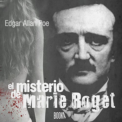 El Misterio de Marie Roget                   By:                                                                                                                                 Edgar Allan Poe                               Narrated by:                                                                                                                                 Juan Antonio Bernal                      Length: 1 hr and 58 mins     6 ratings     Overall 3.3