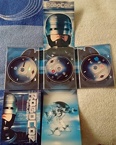 ROBOCOP Trilogie Special Edition als Ungeschnitten + Director`s Cut [DVD] gebr.g