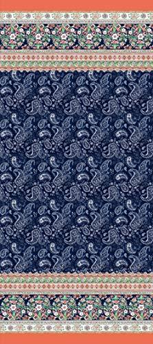 Bassetti Colcha Algodón, Azul, 265X255 cm