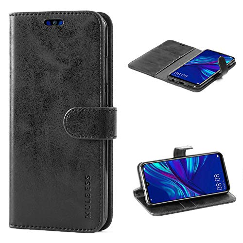 Felfy Kompatibel mit Huawei P Smart Plus 2019 H/ülle Leder,Kompatibel mit Huawei P Smart Plus Tasche Flip Case Premium PU Leder /& Silikon Cover Bunt Muster Handyh/ülle Brieftasche mit Kartenfach