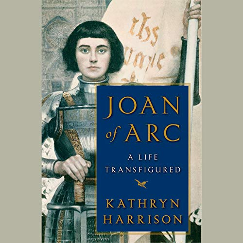 Joan of Arc audiobook cover art