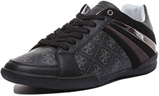 Guess Mens Fm6Marfal12 Synthetic Sneakers