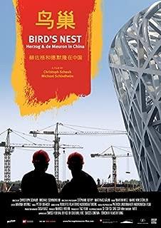 Bird's Nest - Herzog & De Meuron in China NON-USA FORMAT, PAL, Reg.0 Germany