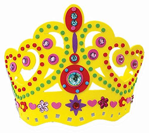 Handmade Sun Hat Birthday Hat Crown Nursery EVA Enfants Hat Creative