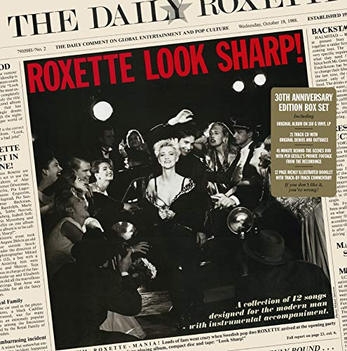 Look Sharp! 30th Anniversary [Vinyl LP]