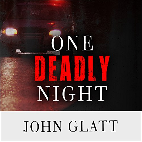 One Deadly Night audiobook cover art