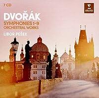 Dvorak: The Complete Symphonies (8CD) by Libor Pesek