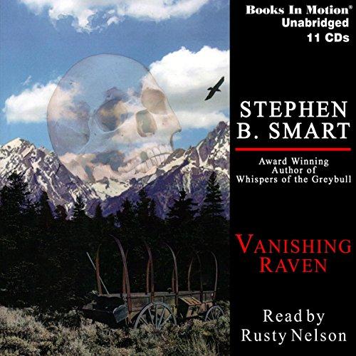 Vanishing Raven audiobook cover art